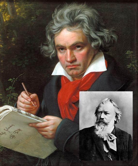 Beethoven-brahms