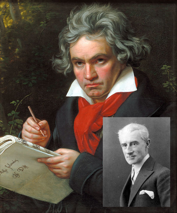 Beethoven-ravel