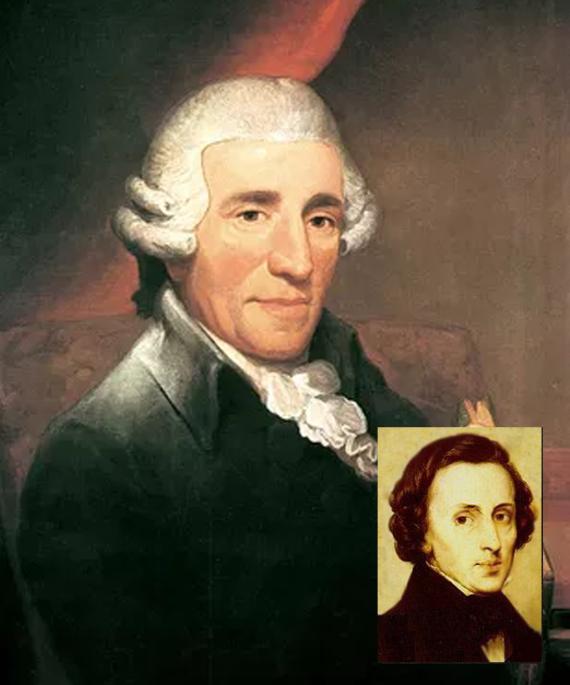 Haydn-chopin