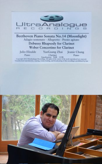 Beethoven Moonlight Sonata Tape Cover